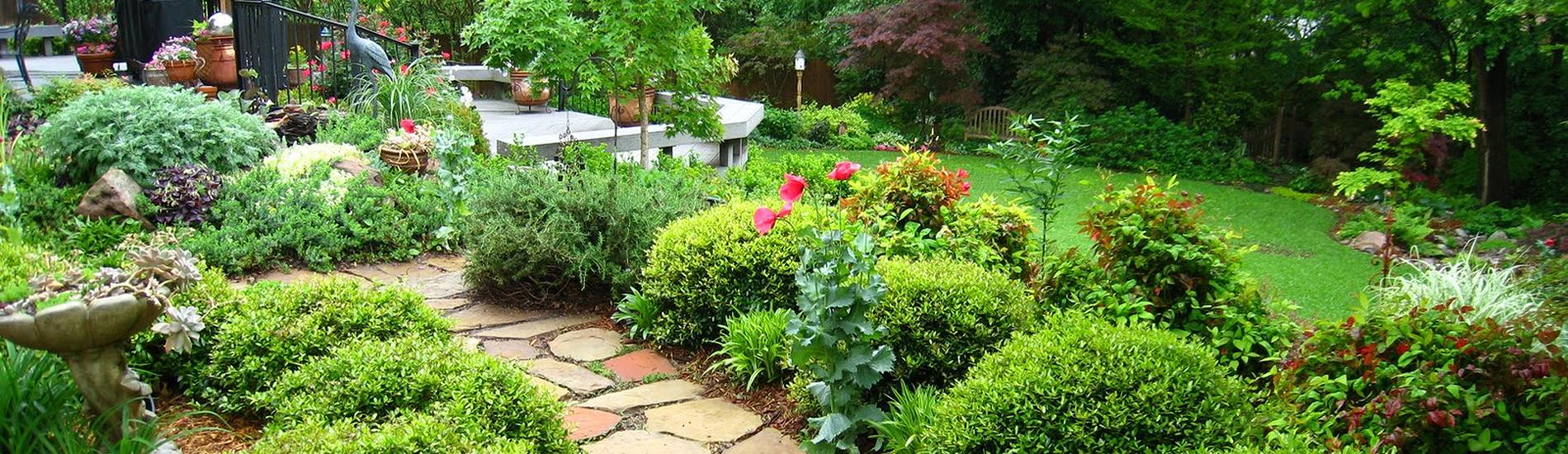 Dise o y decoraci n de jardines jardines de costa rica for Adornos para parques y jardines